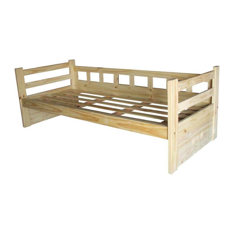 Divanes camas de pino for Modelos de divanes