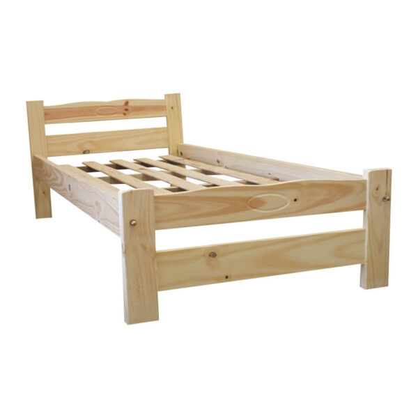 Camas 1 plaza camas de pino for Futon cama 1 plaza
