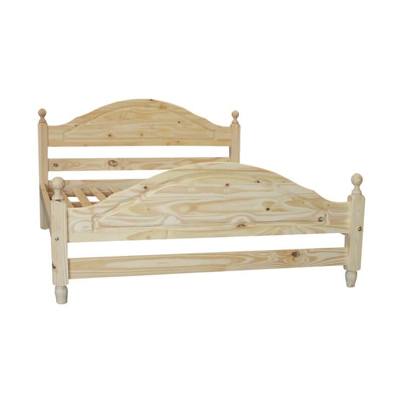 Camas 2 plazas camas de pino for Tipos de camas de 2plazas