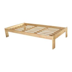 Camas de pino f brica de camas de pino y muebles de pino for Cama otomana